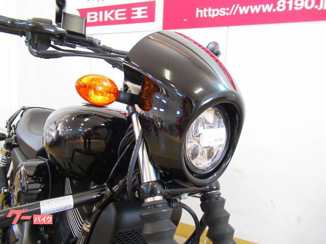 HARLEY-DAVIDSON XG750 ストリート750 LEDヘッドライト装備の画像(群馬県