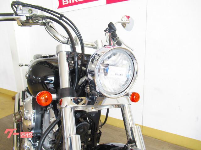 ヤマハ ドラッグスター400 キャブレターモデル スラッシュカットマフラーの画像(群馬県