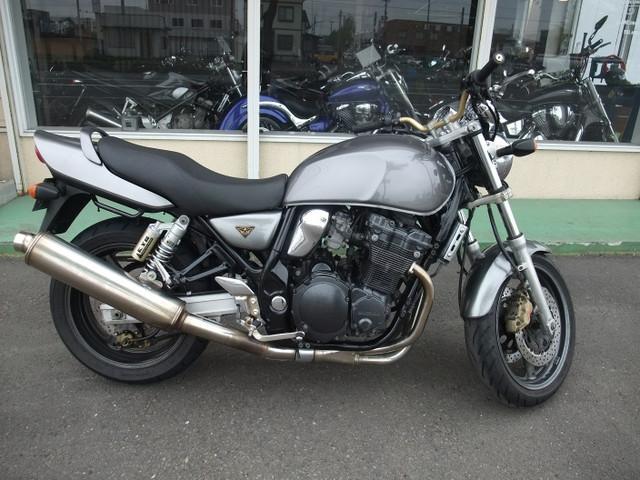 スズキ INAZUMA400の画像(北海道