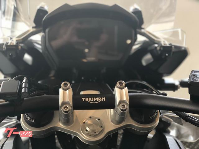 TRIUMPH タイガー1200XRT パニアマウント スライディングキャリッジ ETCの画像(茨城県