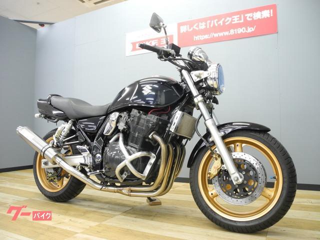 スズキ INAZUMA400の画像(茨城県