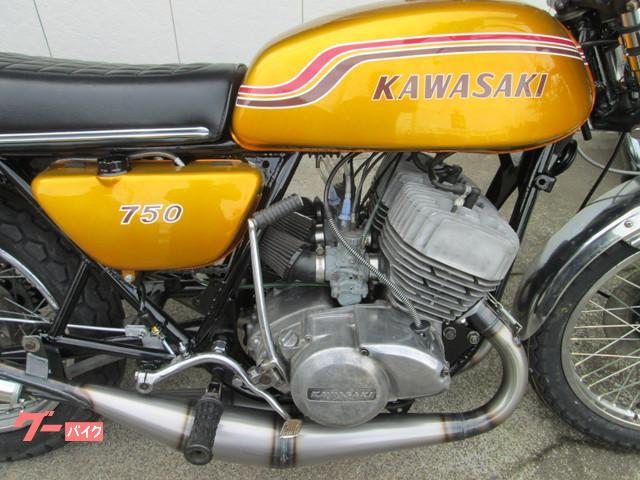 カワサキ 750SSの画像(茨城県