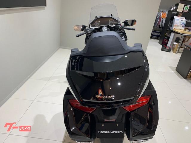 ホンダ ゴールドウイング GL1800ツアーDCT 2019年モデルの画像(茨城県
