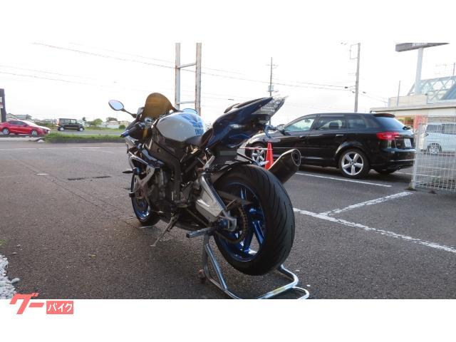 BMW S1000RR HP4 シリアルナンバー 5339の画像(茨城県