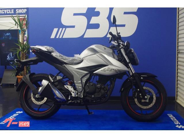 GIXXER 150 ABS 2020年モデル
