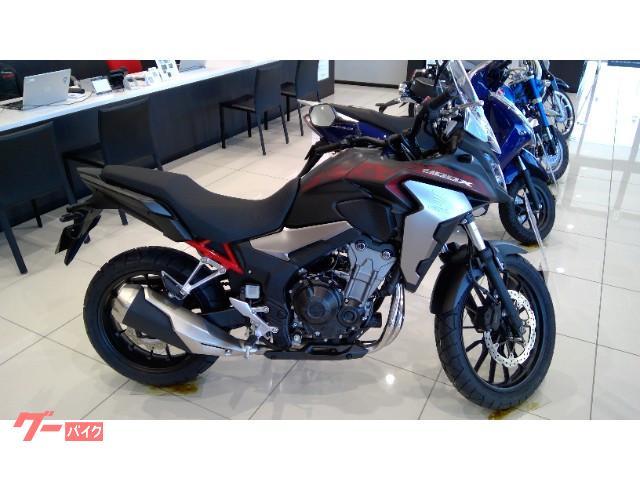 400X 2021年モデル マットバリスティックブラックメタリック