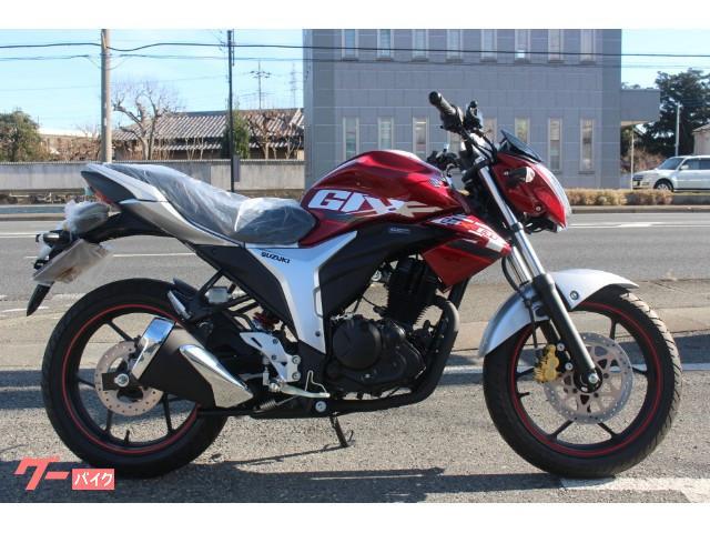GIXXER 150 L9モデル