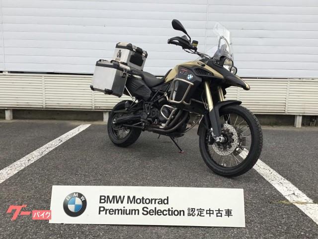BMW F800GSアドベンチャー 認定中古車 三点パニア ETCの画像(長野県