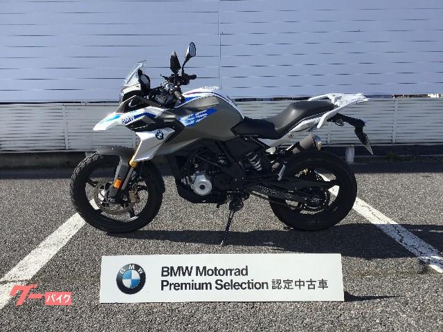 BMW G310GS 認定中古車 ETC2.0の画像(長野県