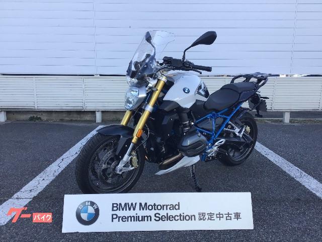 BMW R1200R 認定中古車の画像(長野県
