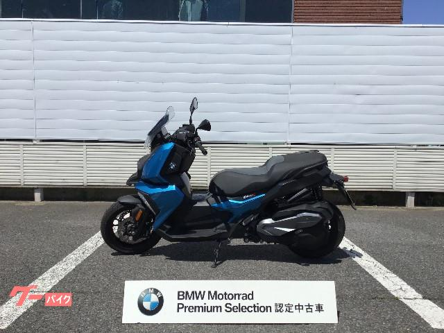 BMW C400X 認定中古車 ETC2.0の画像(長野県