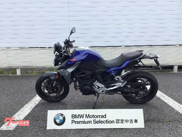 BMW F900R 認定中古車 ETC2.0の画像(長野県
