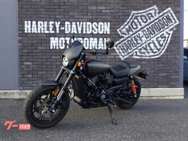 HARLEY-DAVIDSON XG750A ストリートロッドの画像(長野県