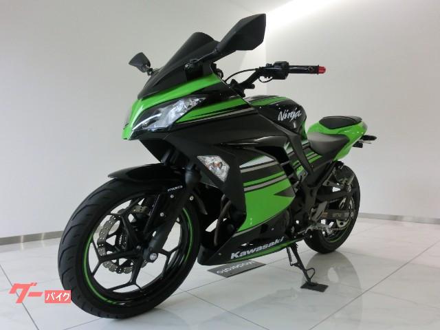 カワサキ Ninja 250 ABS  KRTエディションの画像(長野県