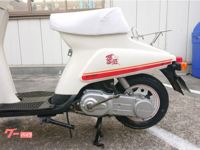 スズキ バラ 前後タイヤ新品 シート張替え済の画像(長野県