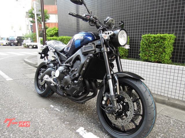 ヤマハ XSR900 2018モデルの画像(東京都
