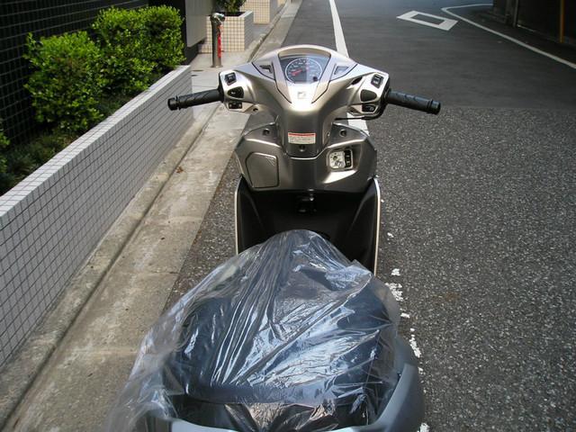 ホンダ リード125  国内仕様の画像(東京都