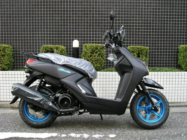 ヤマハ BW'S125Fi   2016モデル 国内仕様の画像(東京都
