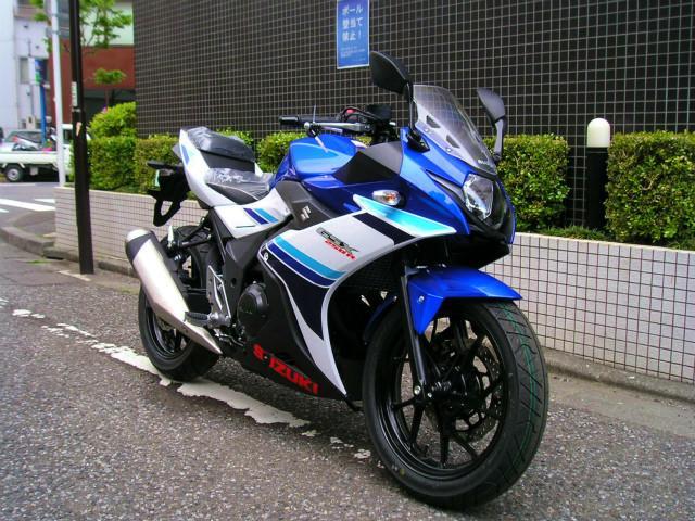 スズキ GSX250Rの画像(東京都
