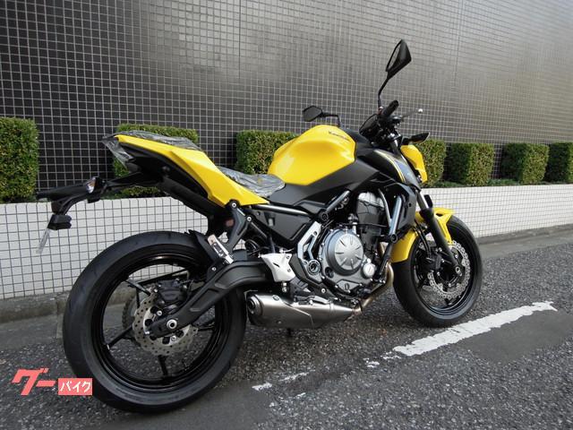 カワサキ Z650  2018モデル 国内仕様の画像(東京都