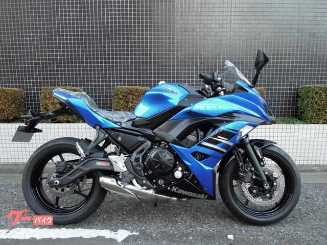 カワサキ Ninja 650 2018モデルの画像(東京都