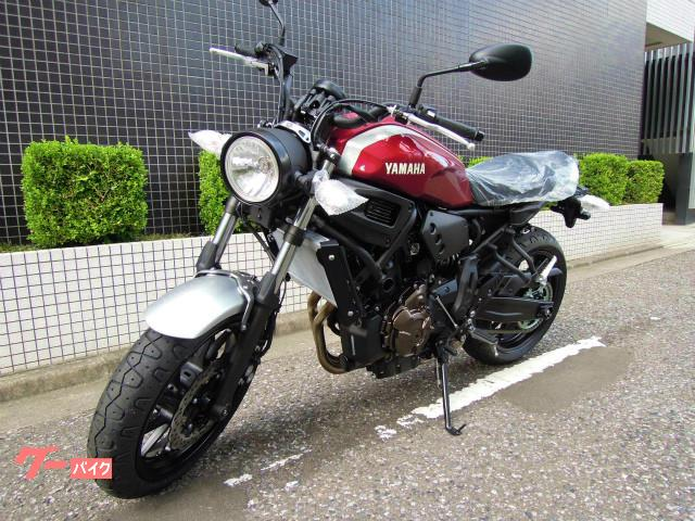 ヤマハ XSR700 2018モデルの画像(東京都