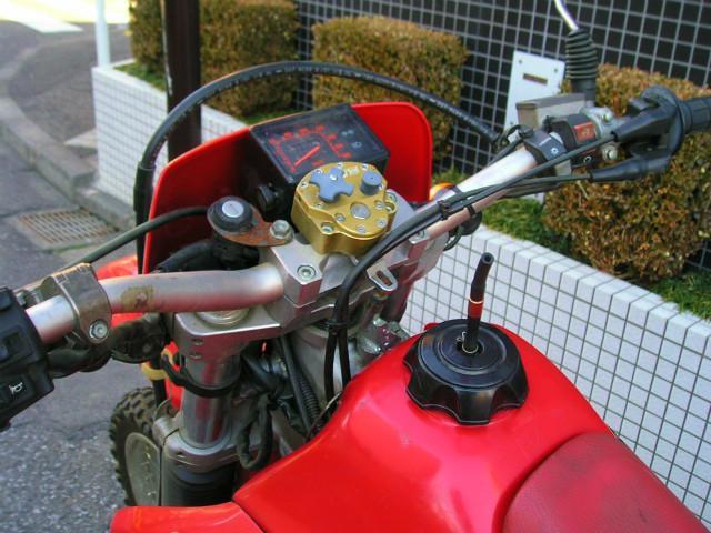 ホンダ XR650R  2001モデル ED仕様の画像(東京都