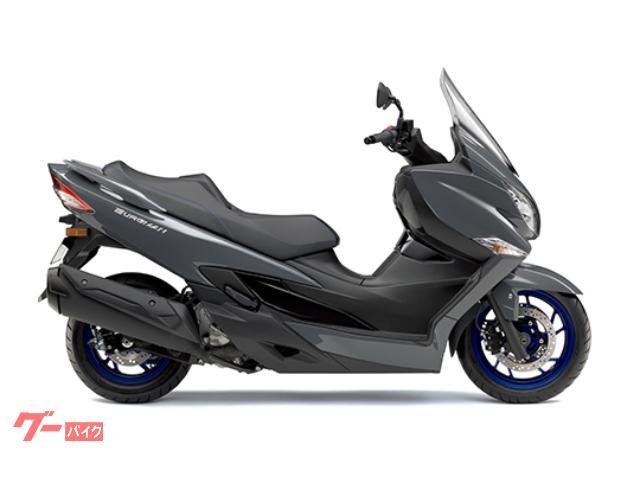 バーグマン400 2022モデル