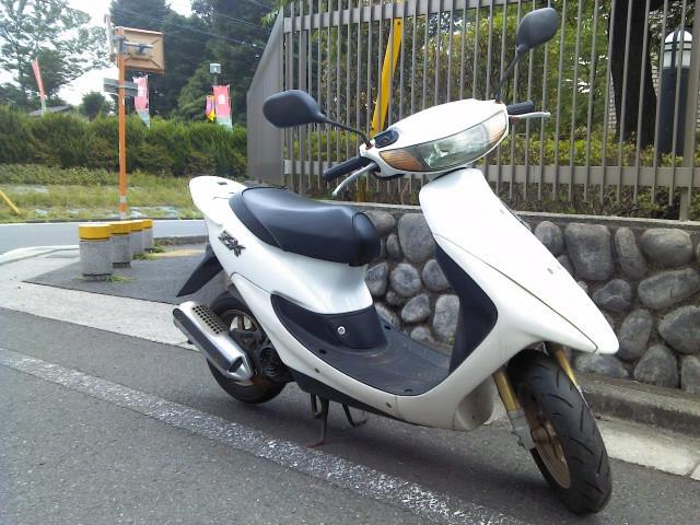 ホンダ ライブDio ZX バッテリー新品の画像(埼玉県