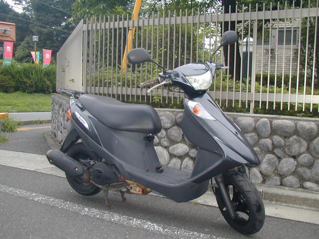スズキ アドレスV125G バッテリー新品の画像(埼玉県