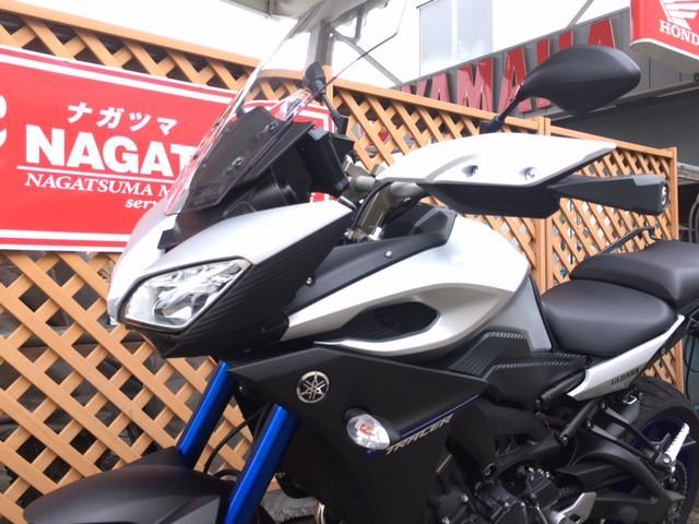 ヤマハ MT-09トレーサー  ワンオーナー車の画像(茨城県