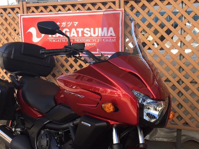 ホンダ CTX700 ツーリング仕様の画像(茨城県
