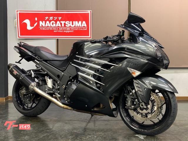 Ninja ZX−14R 2016年モデル・マレーシア仕様