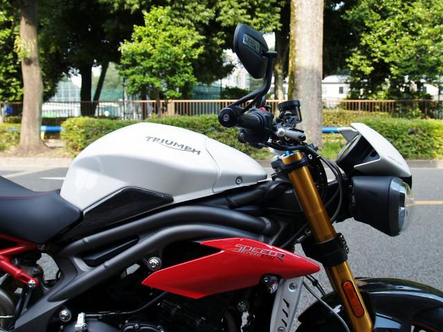 TRIUMPH スピードトリプルRの画像(東京都