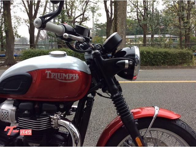 TRIUMPH ボンネビルT100 BUD EKINS SPECIAL EDITIONSの画像(東京都