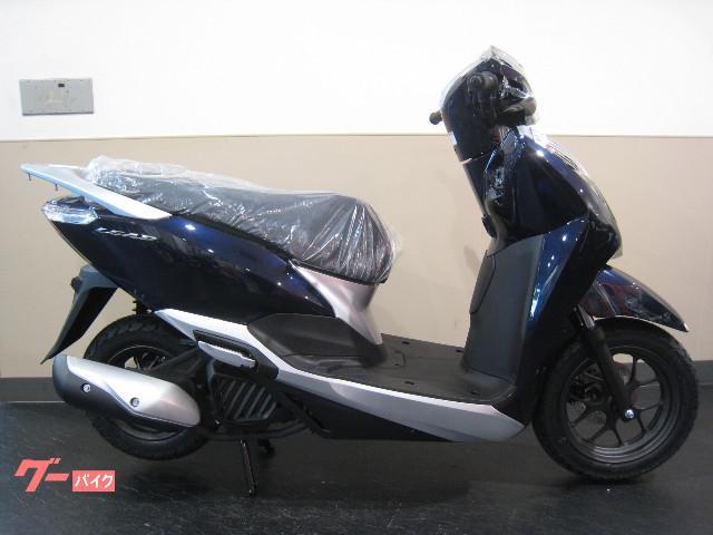 リード125 日本仕様 最新モデル