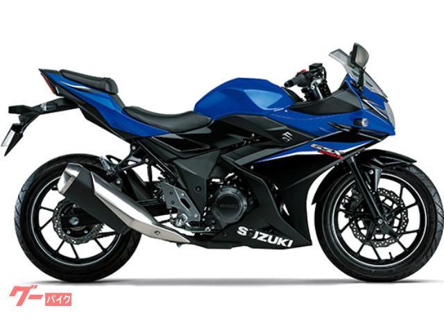 GSX250R ABS 日本仕様 最新モデル