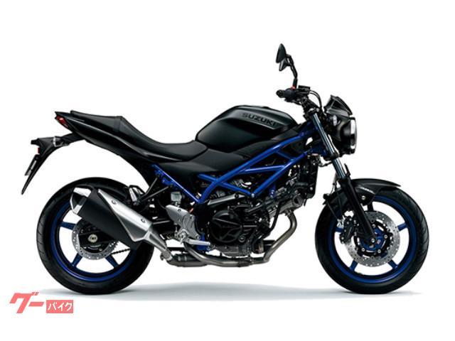 SV650 ABS 2021年モデル