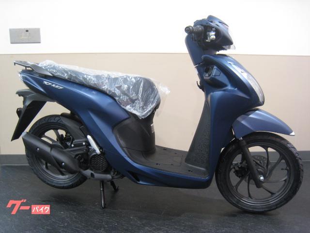 Dio110 日本仕様 2021年モデル