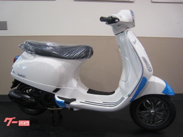 LX125 正規輸入モデル