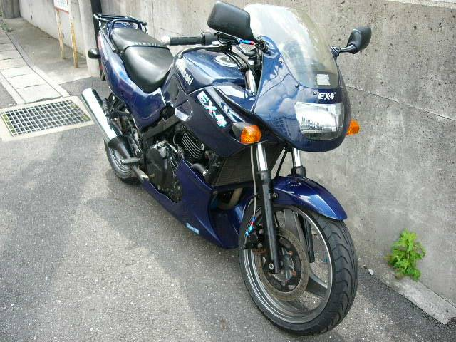 カワサキ EX-4の画像(千葉県