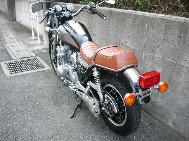 ホンダ CB750カスタムエクスクルーシブの画像(千葉県