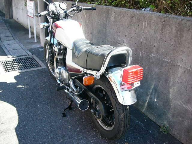 スズキ GR650の画像(千葉県