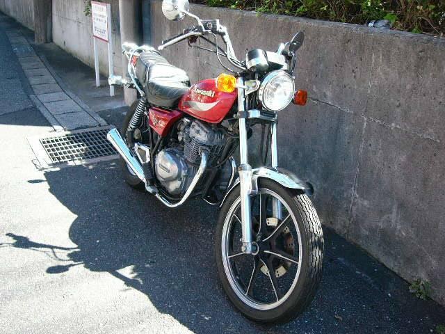 カワサキ Z250LTDの画像(千葉県