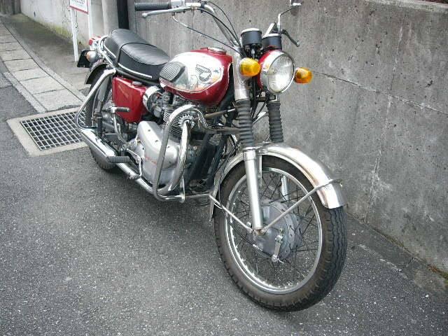 カワサキ W1Sの画像(千葉県