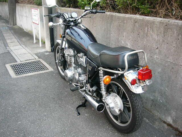 ヤマハ XS750の画像(千葉県