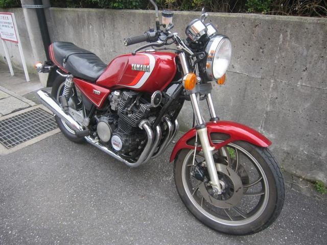 ヤマハ XJ750Eの画像(千葉県