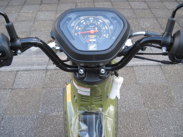 ホンダ クロスカブ110 LEDライト2018年モデルの画像(東京都