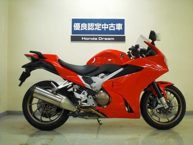 ホンダ VFR800F ワンオーナーの画像(千葉県