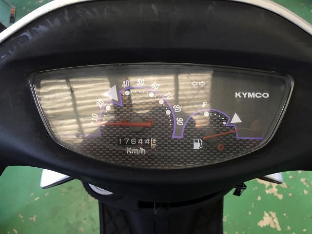KYMCO スーナー50SSの画像(茨城県